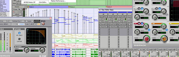 Plug-ins for Pro Tools