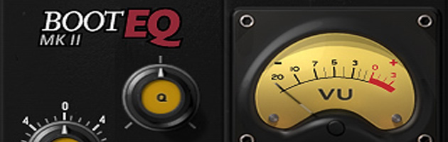 Free VST Plug-in: BootEQ mkII 2.1.1