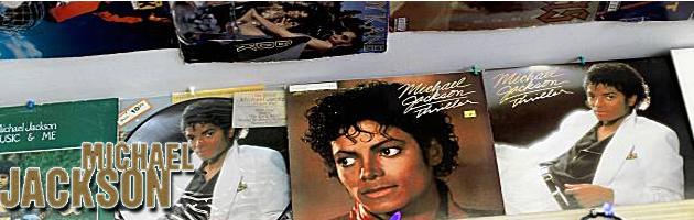 King Of Pop Special: Top Records